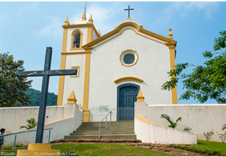 As Rendeiras, história açoriana e arquitetura da Lagoa da Conceição