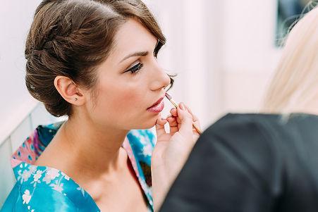 wedding makeup whitstable