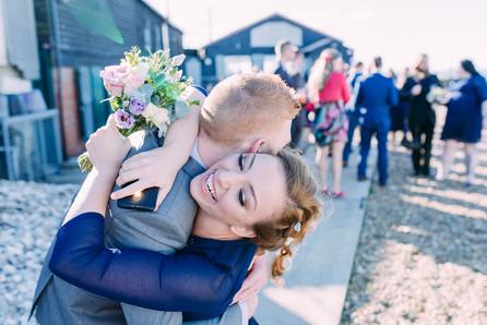 Becca and Graham's wedding