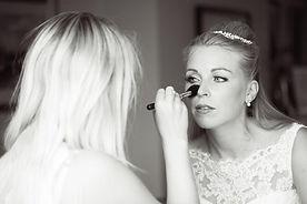 bridal makeup kent