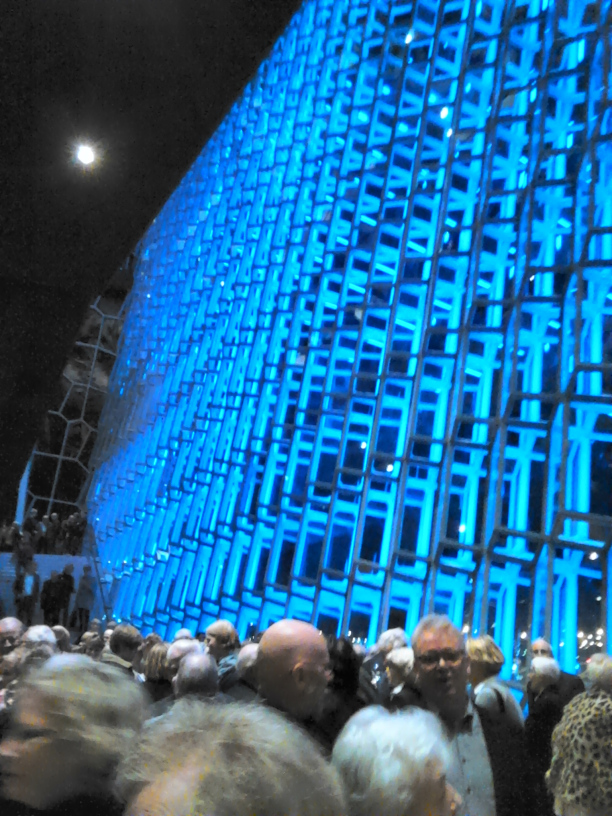 Take in a concert at Harpa