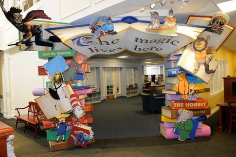 Bayshore Brightwaters Library