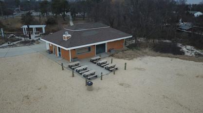Corey Beach Pavilion