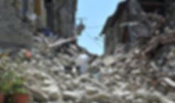 Terremoto 2016 Centro Italia Grisciano di Accumoli