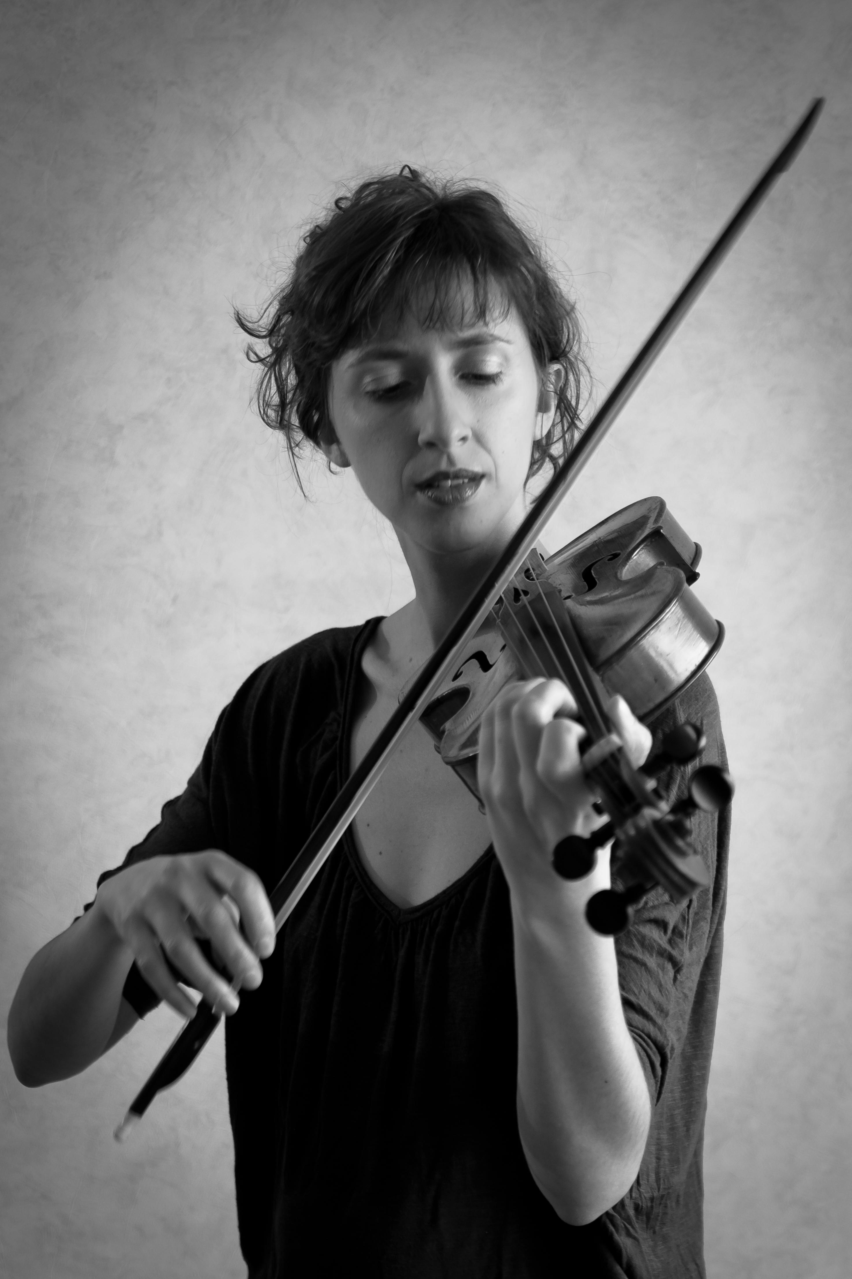 Mathilde Pais, violon