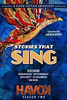 Stories That Sing, Havok Anthology, Flash Fiction