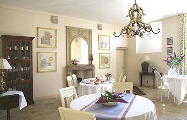 Breakfast room Fieffe Manor House