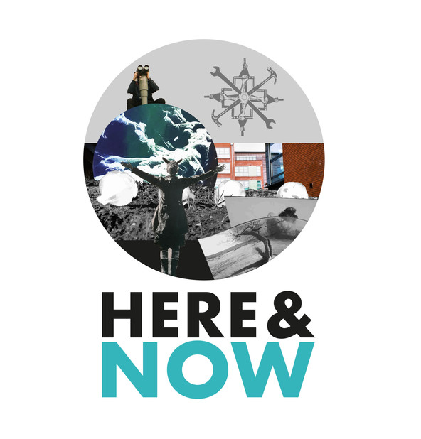 Here & Now March 2021 Logo