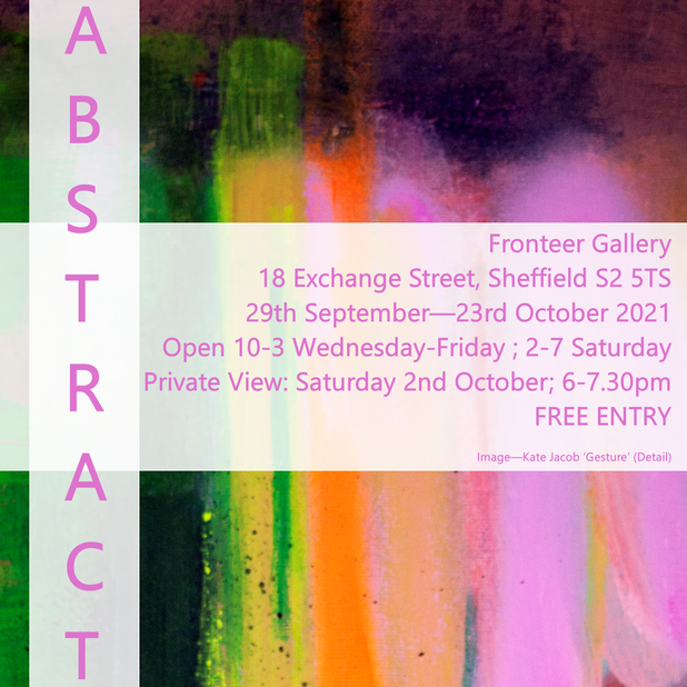 Abstract Exhibition 2021