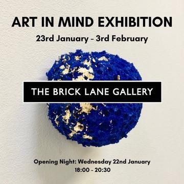 Upcoming at The Brick Lane Gallery