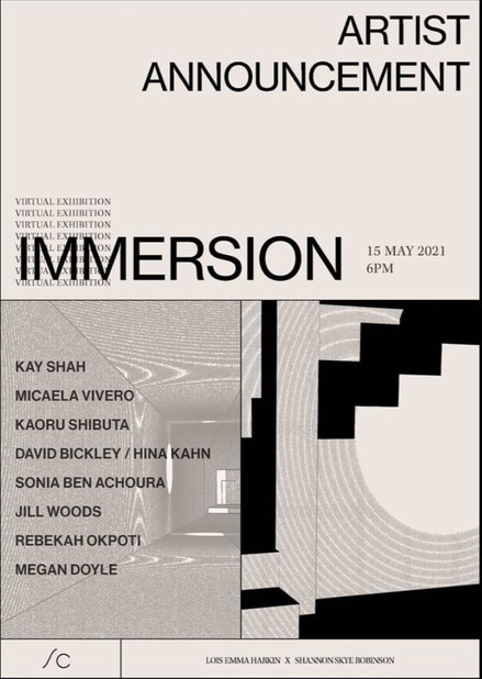 Immersion Virtual Exhibition