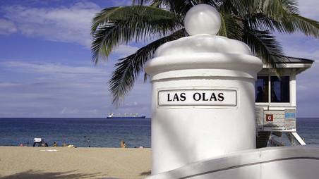 Las Olas, Ft. Lauderdale Beach