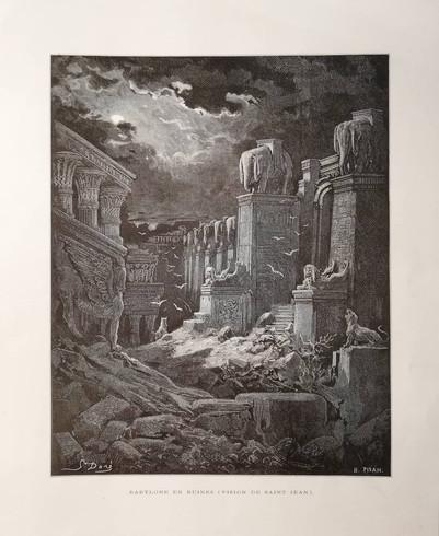 Babylon in Ruins