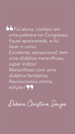 Debora Christina Souza