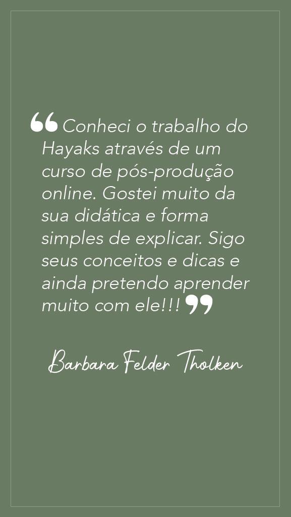 Barbara Felder Tholken