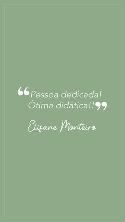 Elisane Monteiro