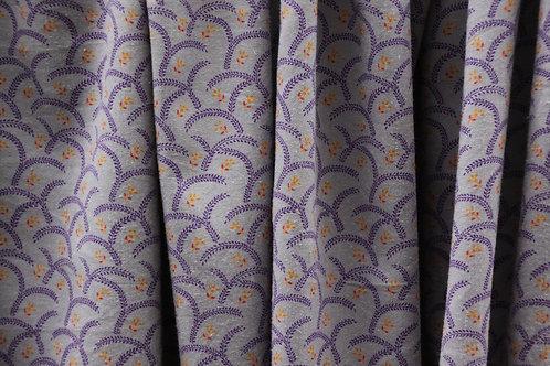 Tissu Vintage Rameaux