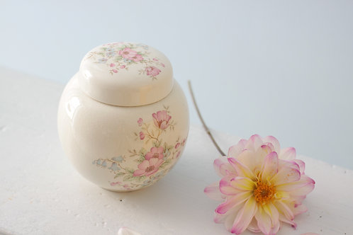Pot en porcelaine Anglaise