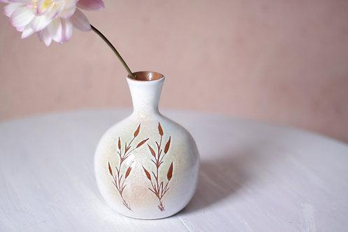 Petit vase vintage en terre cuite