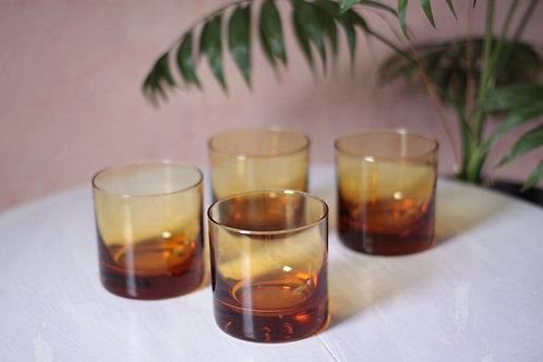 Verres à whisky Vintage