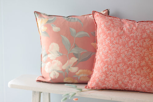 """Collection """"Sweet Recycled"""" housses de coussin"""