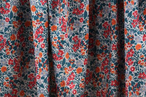 Tissu Vintage fleuri