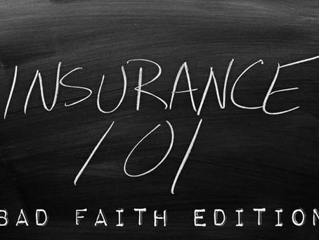 Kansas insurance companies have a good faith duty to investigate