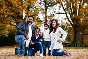Fall Mini Session Photo