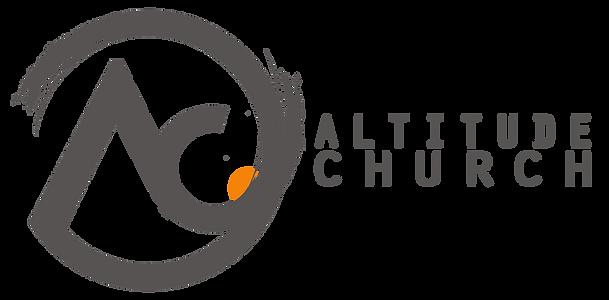 Logo Altitude Church Isle of Wight, Shanklin