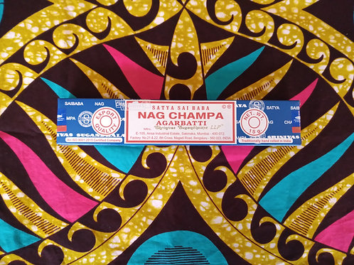 Shrinivas Satya Nag Champa Incense