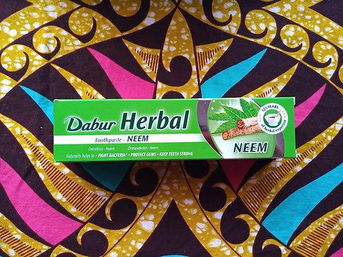 Dabur Herbal Toothpaste Neem