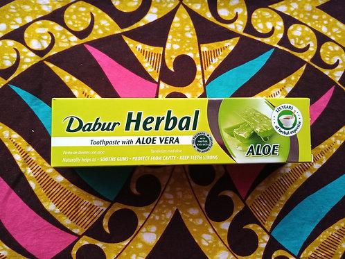 Dabur Herbal Toothpaste Aloe