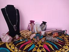 My Inner Sanctuary Shop Display