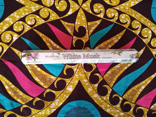 Stamford Inc White Musk Incense