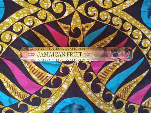 Hem Jamaican Fruit Incense