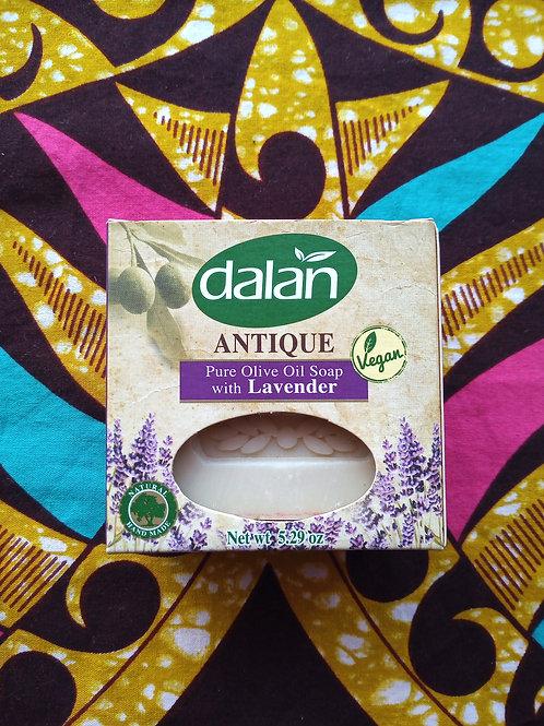 Dalan Olive Oil With Lavender Soap