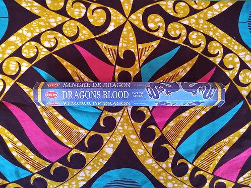 Hem Dragons Blood Incense