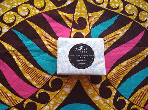 Amari Shea Natural Soap - Lava