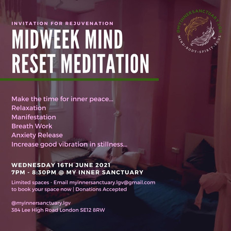 Midweek Mind Reset Meditation