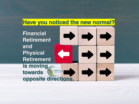 Have you noticed the new normal?