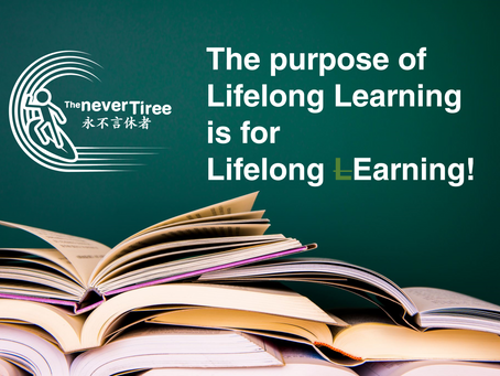 What's the relationship between Learning and Earning?