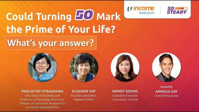 Could Turning 50 Mark The Prime Of Your Life?