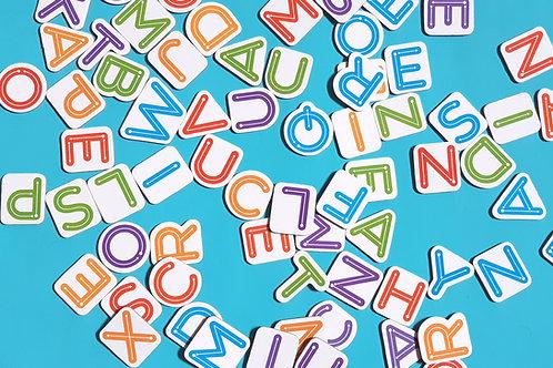 Letras Imantadas