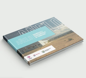 Diseño editorial Añelo