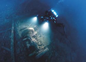 Bajo el mar en Veracruz