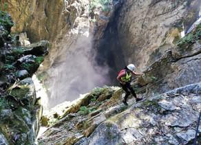 El sótano del Popócatl es un paraíso para todo explorador