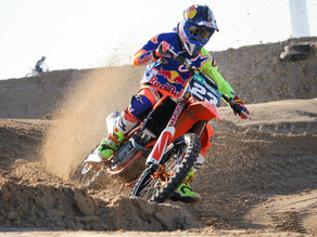 Motocross: adrenalina al máximo