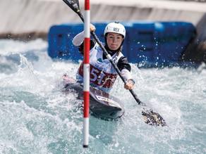 Kayak slalom a escala mundial