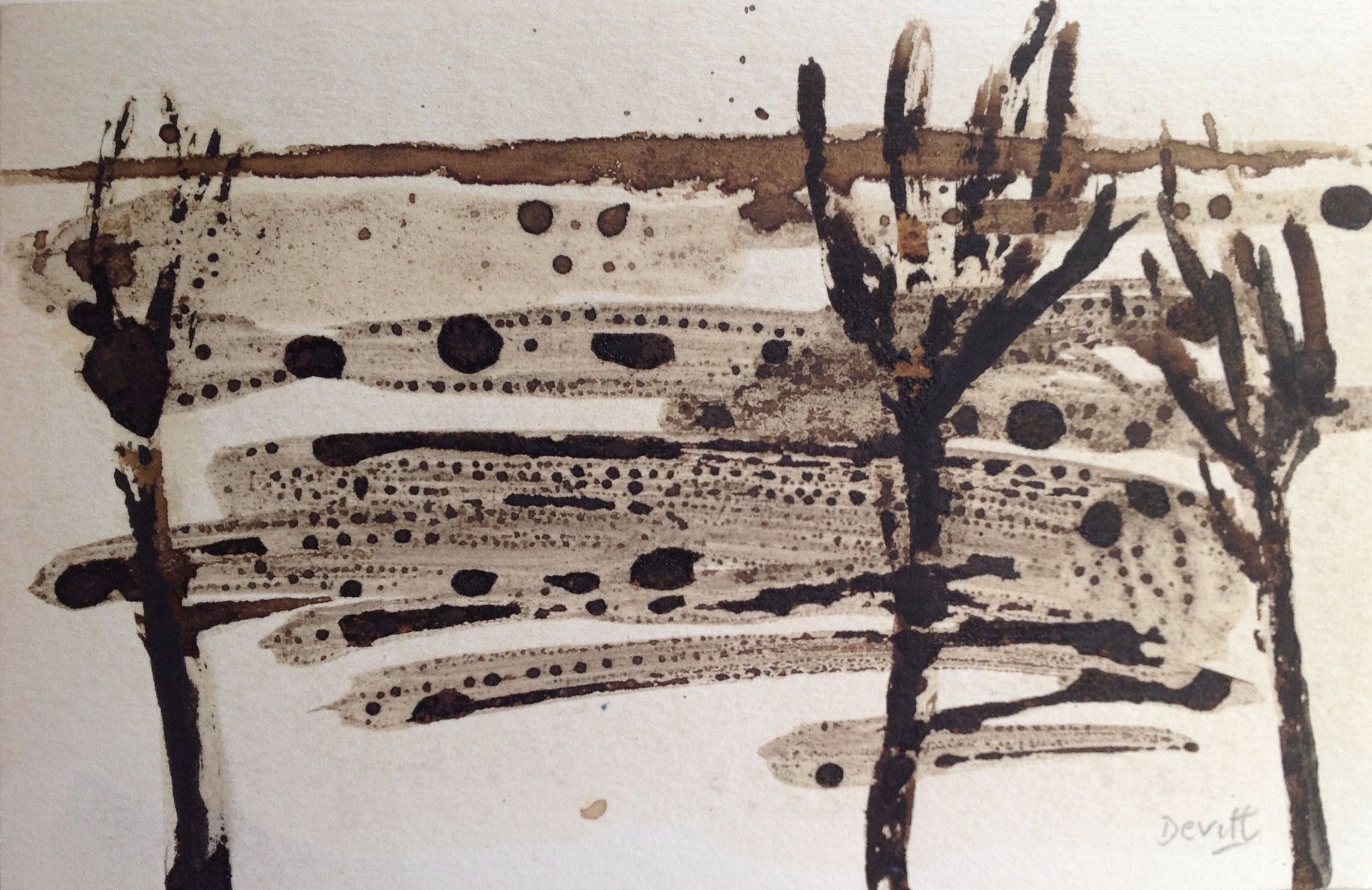 Little ink Desert x