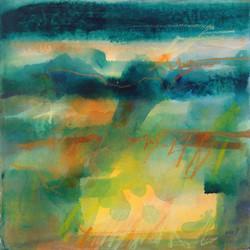 Abstract Desert ix